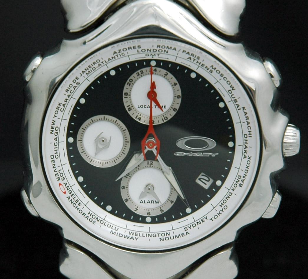oakley 10 bar watch